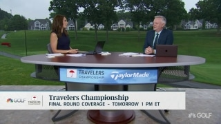 Lynch: Last four holes are a minefield at TPC River Highlands