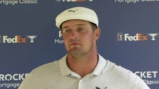 DeChambeau: 'Fun week' reliant on nixing 'wayward' drives