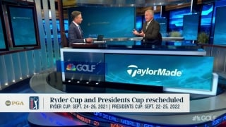 Isenhour: Playing Ryder Cup without fans would hurt the game