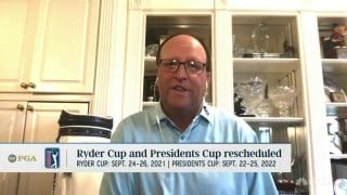 Gallagher: Without fans the Ryder Cup is just an exhibition