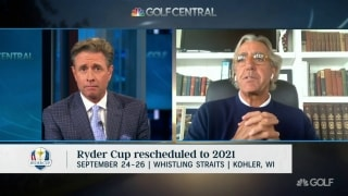 PGA of America CEO 'really wanted to play [Ryder Cup] this year'