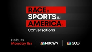 Race and Sports in America: Conversations debuts Monday, July 13