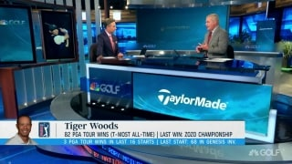 Isenhour: Putting where Woods 'has not been Tiger of old'