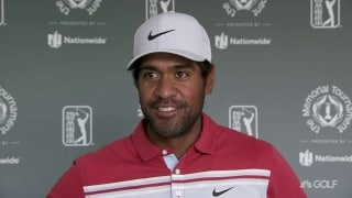 Finau (69): Got that 'extra gear' in swing off the tee