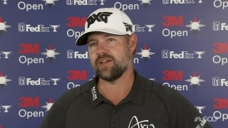 Moore (65) recaps 'stress-free' opener at 3M Open