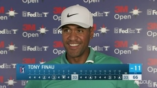 Finau (66): 'I know I'm going to give myself a chance to win this week'