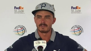Fowler (67): 'Been nice to see some putts go in'