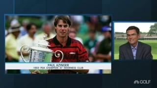 Azinger recalls '93 PGA Championship victory at Inverness