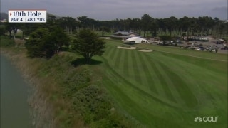 Breaking down the closing stretch at TPC Harding Park