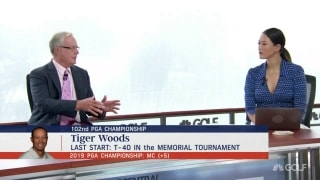 Rolfing: Putting will be Tiger's determining factor