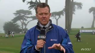 Lewis: Wet rough could be a major factor at TPC Harding Park
