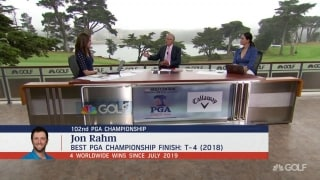 Rolfing: Rahm becoming a leader among his peers