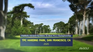 TPC Harding Park joins list of public courses to host PGA Championship