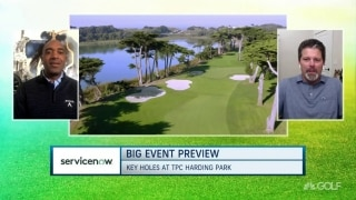 Key holes at TPC Harding Park for PGA Championship