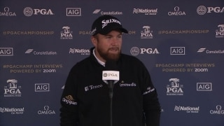 Open champ Lowry: 'I can give myself a chance this week'