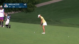 Highlights: Wake's Migliaccio impresses at U.S. Women's Amateur