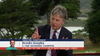 Chamblee: Brooks Koepka is Dirk Nowitzki