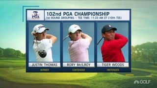 Winner, Contender, Pretender: Picks for PGA Championship