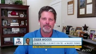 Damron: Tiger adapts, so no worries with new putter