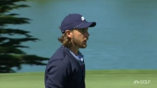 Fleetwood's ball-striking stuns; his short game stands up, too