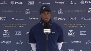 Tiger on Saturday 72: 'It was just a fight all day'