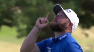Sullivan taps in birdie to win English Championship