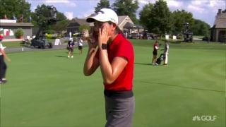 Ruffels horseshoes 3-footer, Zhang wins U.S. Women's Am