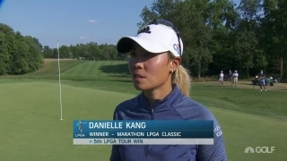 Kang, 5 back with 6 to play, goes into 'match-play mentality' to win