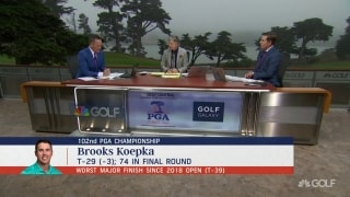 Bad Brooks? Is Koepka risking becoming unlikeable?
