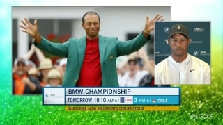 Tiger: No patrons = 'very different' Masters