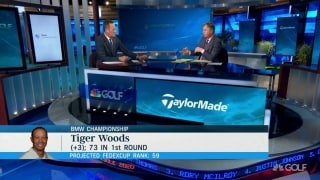 Chamblee: Tiger needs to find more fairways