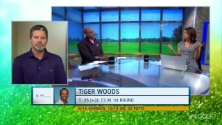 Is Tiger in a good position to make a move at BMW?