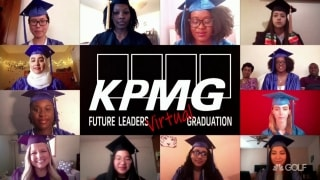 KPMG Future Leaders Program holds virtual graduation for inaugural class