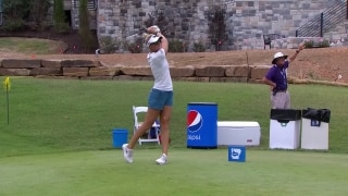 Highlights: Nordqvist (62) takes 3-shot lead in Arkansas