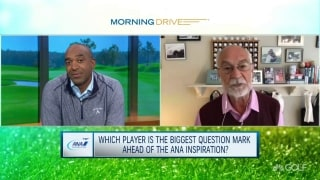 Biggest question mark ahead of ANA Inspiration