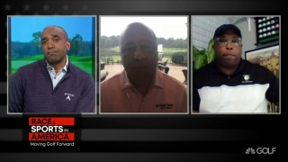 Race & Sports in America: Moving golf forward
