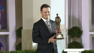Full ceremony: Zach Johnson honored with Payne Stewart Award