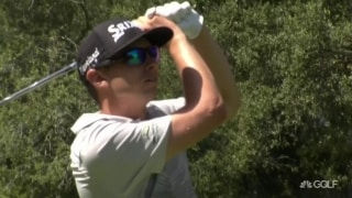 Highlights: Catlin the only player under par at Valderrama