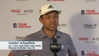 Schauffele needs hot start: 'You never know what happens'