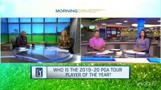 Who deserves PGA Tour Player of the Year?