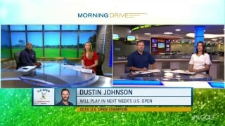Why DJ's game is best suited for the U.S. Open