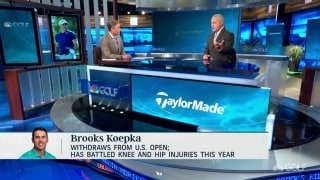 Isenhour: Koepka considers long-term in skipping U.S. Open