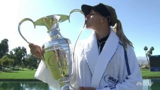 Timeless moments: Lindberg breaks through at '18 ANA Inspiration