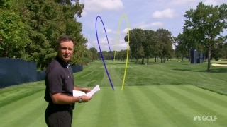 Inside the Yardage Book: Winged Foot's Par-5 12th Hole
