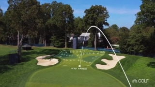 Inside the Yardage Book: Winged Foot's 3rd hole