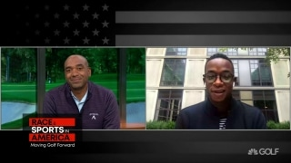 Race & Sports in America: Haynes talks diversity and inclusion for golf