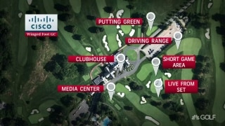 Cisco Connects the Course: 120th U.S. Open at Winged Foot