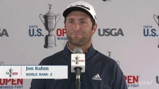 Rahm feeling 'extra motivated' to regain the world No. 1 spot