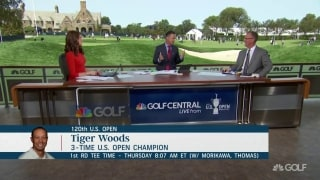 Immelman: Tiger's only chance at Winged Foot is with 'hot week' on greens