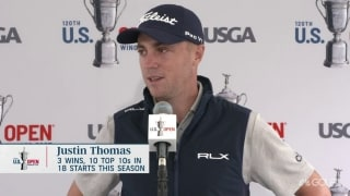 Thomas on Winged Foot: 'Probably the hardest course I've ever played'